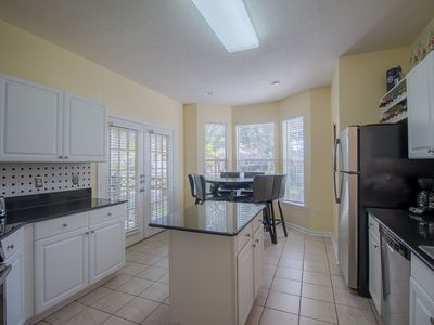 Photo for Comfortable Retreat Home near Beach w/ WiFi, Parking, Resort Gym & Pool Access