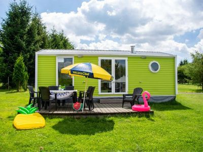 Photo for Cozy Mobile Home in Januv Dul with Swimming Pool