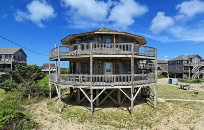 Photo for Point Break Cottage- Steps to Beach- Community Pool & Spa