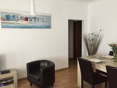 Photo for quiet luxury building apartment close to the waterfront and the market