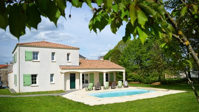 Villa Vendee ideal for families