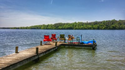 Cozy And Charming 2 Bedroom With Water Access To Community Dock/boat Ramp