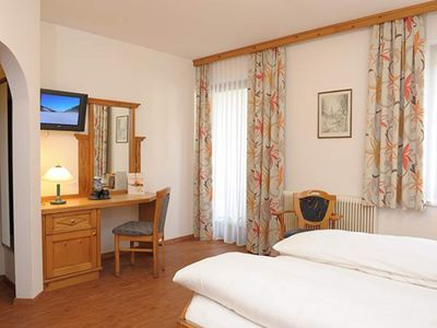 Photo for Double room Classic Nord II 3/4 gourmet board - Regitnig - 4 * Hotel & Chalets