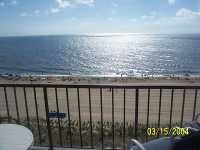 Photo for Ocean Front -7th Floor - Flying Cloud Condo-94th St. NO HS SENIORS PLEASE!