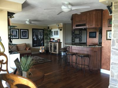 Photo for Ponce Inlet Ocean  Front-beach Property  3 Bedroom - 3 Bathroom Condominium