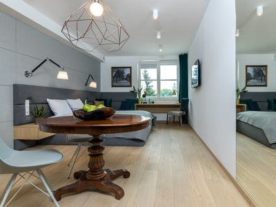 Photo for Cosy and modern apartment in central location
