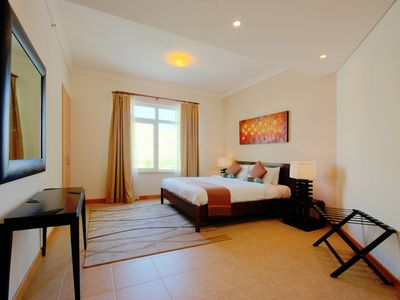 Photo for Huge 3 BR apartment on The Palm Jumeirah