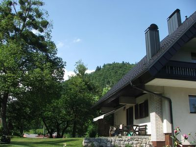 Photo for Apartment Triglav -  in a peaceful and quiet corner of Bled