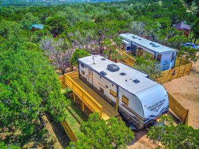 Photo for *Texas Hill Country Camper(s)* - Pool Access