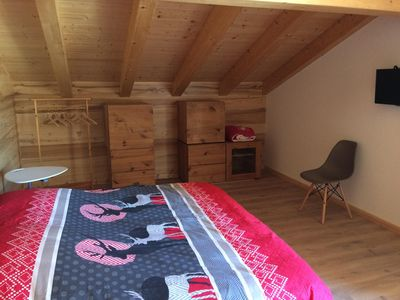 Photo for Chalet Châtel 12 people