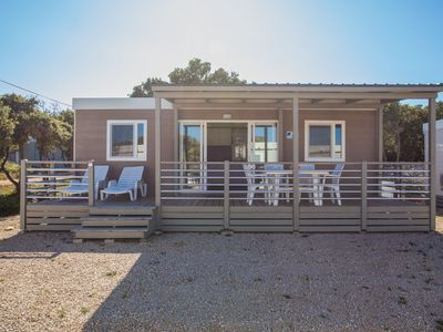 Photo for 2BR Mobile Home Vacation Rental in Nerezine