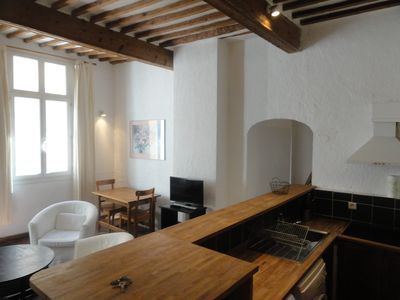 Photo for 2BR Apartment Vacation Rental in Aix-En-Provence, Provence-Alpes-Côte-D'Azur