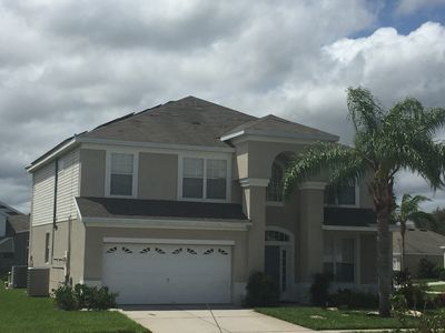 Photo for 6 Bedroom, 4 Bath newly renovated pool home minutes to Disney!