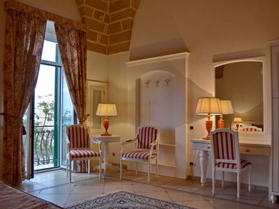 Photo for 1BR Apartment Vacation Rental in Gallipoli, Puglia