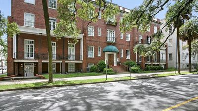 Photo for Savannah's Historic District's most centrally located apartment with GREAT rates