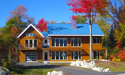 Photo for Cozy And Chic Modern Home With Awe Inspiring Views Of The White Mountains