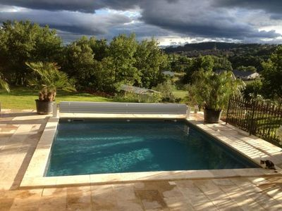 Photo for independent house of charm with private pool