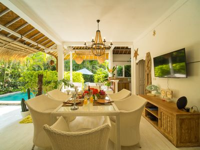 Photo for Oberoi Luxury Villa 2 - KuDeTa