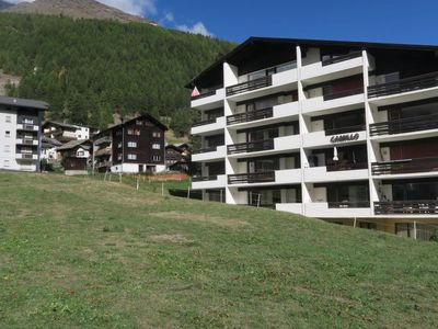 Photo for Apartment Camillo in Saas-Fee - 4 persons, 1 bedrooms