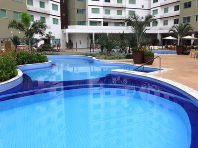 Photo for RIVIERA PARK, EXCELLENT AP, HOTEL WITH COMPLETE LEISURE