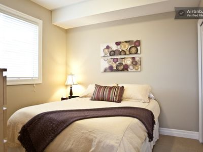 Photo for Modern Spacious and Bright Suite - Kid Friendly