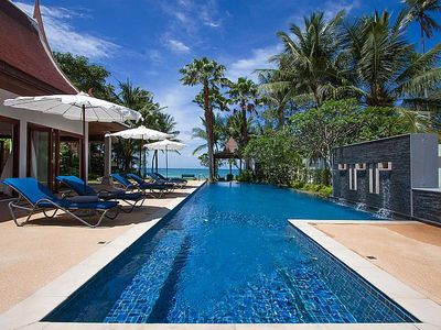 Photo for Holiday house Ko Samui for 1 - 12 persons with 6 bedrooms - Holiday home