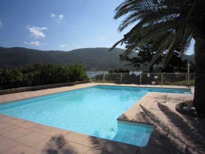 Photo for WONDERFUL VILLA ON THE BEACH CAMPOMORO