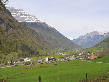 Braunwald Ski Resort, Glarus Sued, Glarus, Switzerland