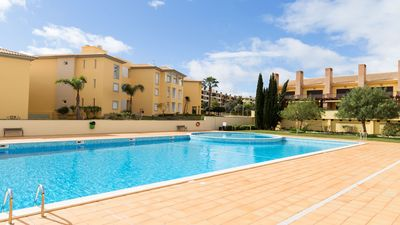 Photo for Luxury 3 bedroom Townhouse close to Vilamoura marina, beach and golf courses