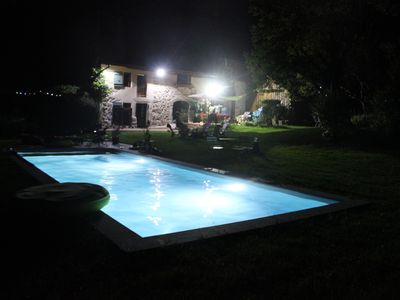 Photo for Rooms in the countryside between the lakes of Annecy and Le Bourget