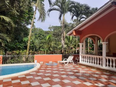 Photo for Romeo & Juliet Villa - Pool view suite - 9th 39'10. 5''N82 ° 44'31. 9''W