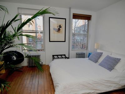 Photo for Beautiful 2-bedroom Apt near Times Square, great deal !