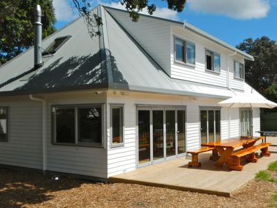 Photo for Surf's Place - Waihi Beach Holiday Home