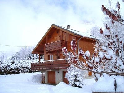 Photo for Family chalet 'le sapin'