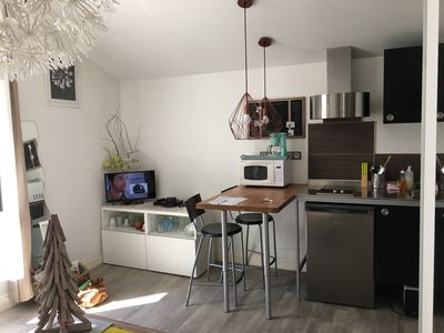 Photo for STUDIO COZY 3 * - 250M BEACH - BIARRITZ