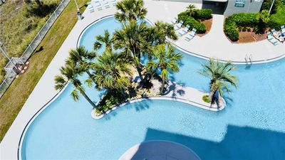 Photo for 1 BR / 1 BA beach front condo, Sleeps 4, onsite pools, great location!