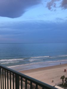 Photo for Spectacular 1BR/1BA Ocean Front Penthouse! Direct Oceanfront Building