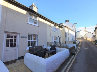 Photo for Traditional Welsh 2 Bedroom Fishermans Cottage In The Centre of Aberdovey.