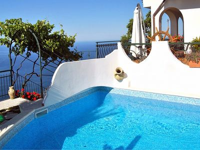 Photo for 2 bedroom Villa, sleeps 4 with Pool, WiFi and Walk to Shops