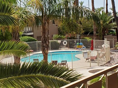 Photo for *GREAT RATES-SUPER CLEAN-Valley Ho Neighbor-Pool-Arts District-Owner Managed*