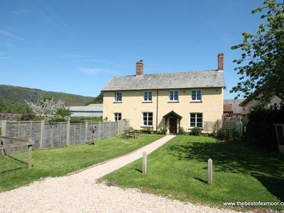 Photo for Farm Cottage, West Luccombe - Exmoor National Park - Sleeps 6