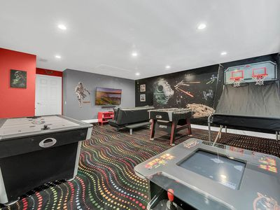 Photo for NEW Listing-Totally Renovated-Incredible Game Room-South Facing Pool And Spa