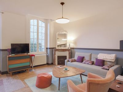 Photo for 2BR Apartment Vacation Rental in Dinard, Brittany