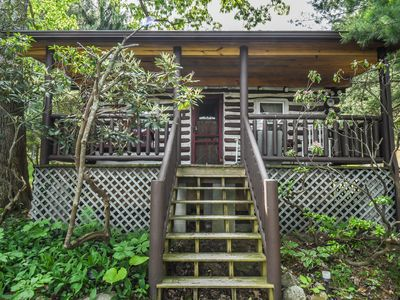Photo for Apple Cottage: Charming log home close to DCL State Park