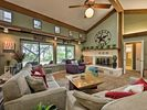 3BR House Vacation Rental in Canyon Lake, Texas