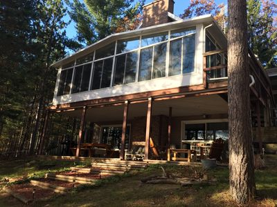 ABBOTT LAKE HOUSE: OPEN!! WIFI-Clean cabin in the woods!!
