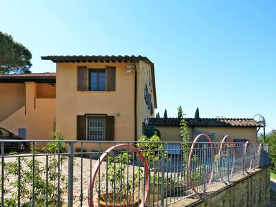 Photo for Apartment Podere Le Palaie (PEC209) in Peccioli - 4 persons, 2 bedrooms