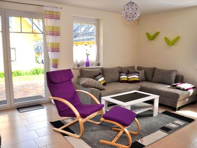 Photo for 3 room ground floor - holiday home Müritzwelle - vacation apartments