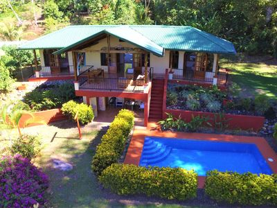 Photo for A little bit of PARADISE! Casa Tranquility! Just minutes from the BEACH!
