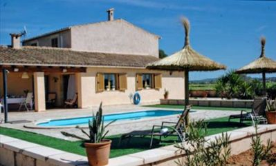 Photo for Country house renovated with pool and Wifi 7km from Es trenc and 3km from Campos